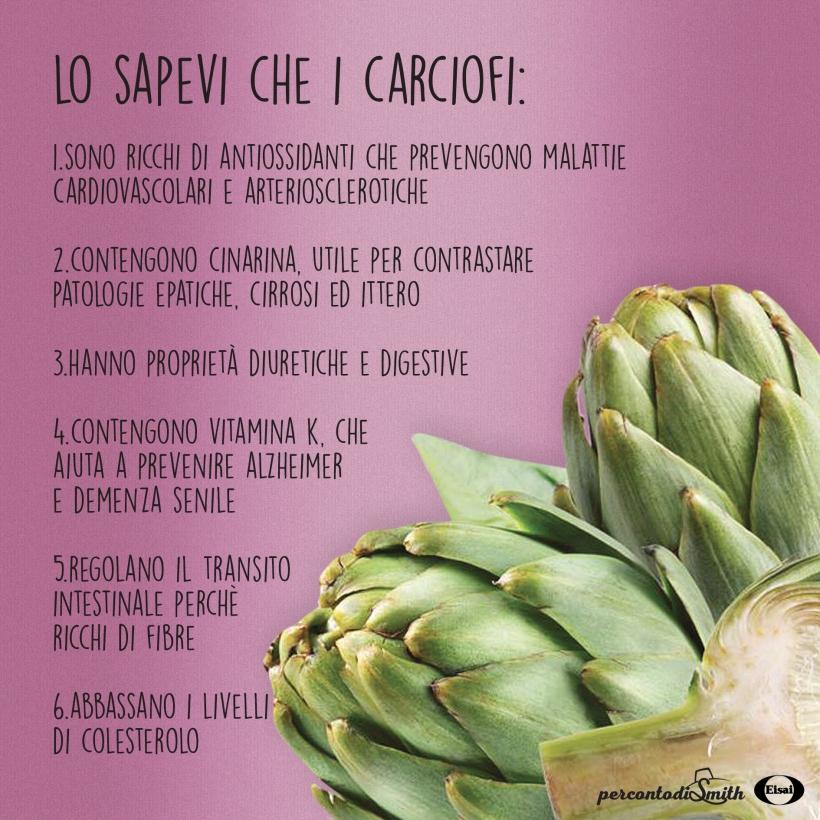 web carciofi